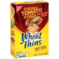 Nabisco Wheat Thins Sundried Tomato & Basil Crackers