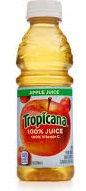Tropicana® 100% Apple Juice