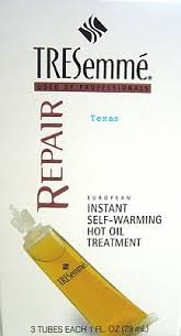 TRESemmé Repair Instant Self-Warming Hot Oil Treatment