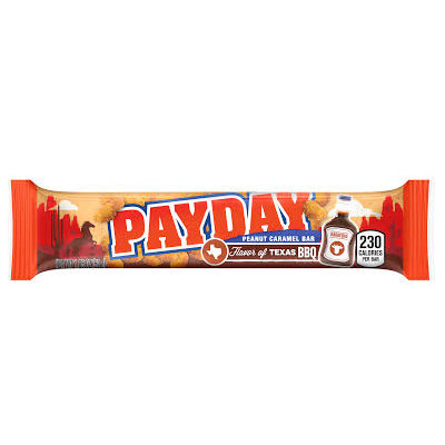 PayDay BBQ Flavored Bar Taste of Texas