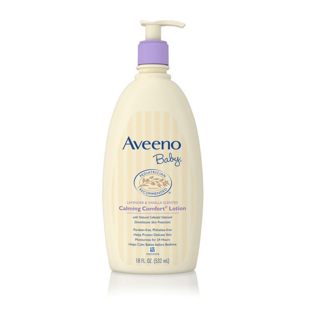 AVEENO® Baby CALMING COMFORT® Lotion Lavender & Vanilla