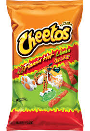 CHEETOS® Crunchy Flamin' Hot® Limon Cheese Flavored Snacks