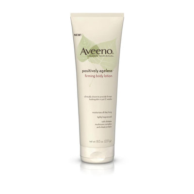 Aveeno® Positively Ageless® Firming Body Lotion