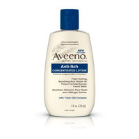 Aveeno® Anti-Itch Concentrated Lotion
