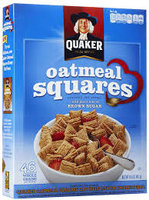 Quaker® Oatmeal Squares Brown Sugar