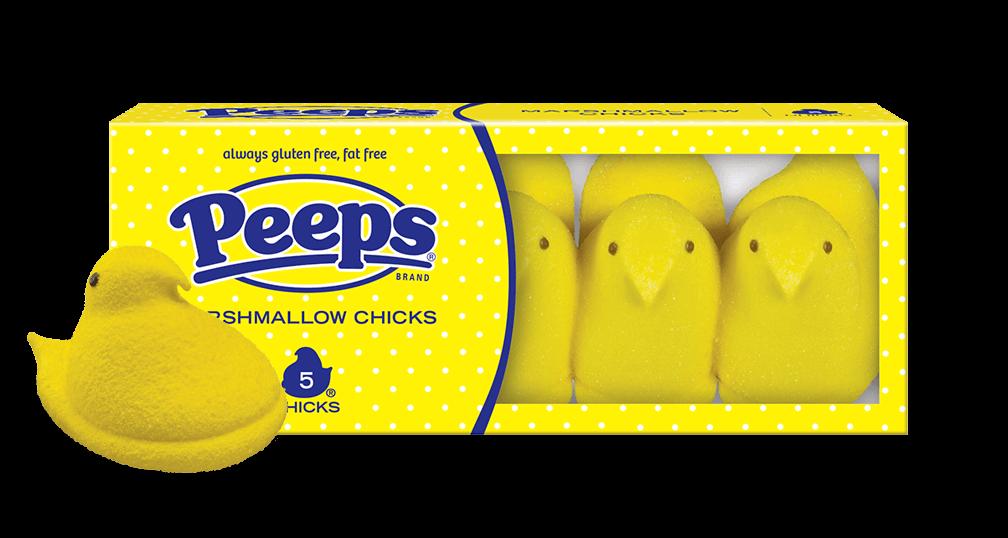 Peeps Marshmallow Chicks