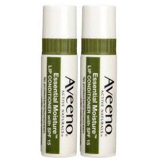 Aveeno® Essential Moisture Lip Conditioner with SPF 15
