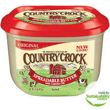 Country Crock® Spreadable Butter With Canola Oil