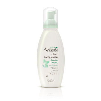 Aveeno® Clear Complexion Foaming Cleanser