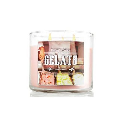 Bath & Body Works® GELATO 3 Wick Scented Candle