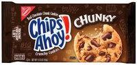 Nabisco Chips Ahoy! Choco Chunky Crunchy Cookies