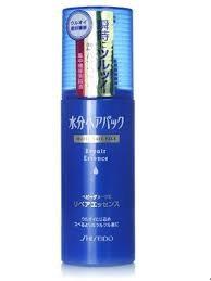 Shiseido Aquair Aqua Hair Pack Deep Moist Repair Essence