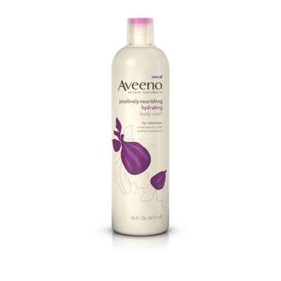 Aveeno® Positively Nourishing® Hydrating Body Wash
