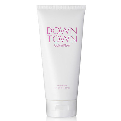 Calvin Klein Downtown Body Lotion