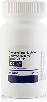 PruGen Pharmaceuticals Doxycycline Hyclate Delayed-Release Tablets