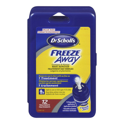 Dr. Scholl's Freeze Away Common and Plantar Wart Remover
