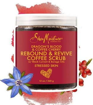 SheaMoisture Dragon's Blood & Coffee Cherry Rebound & Revive Coffee Scrub