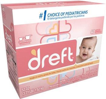 Dreft Baby Original Scent Powder Detergent