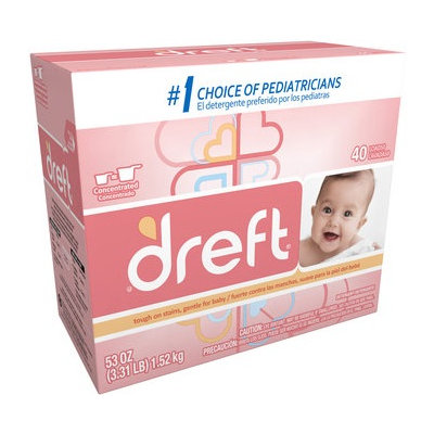 Dreft Baby Original Scent Powder Detergent