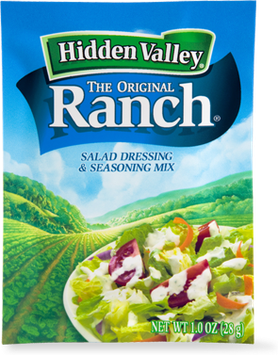 Hidden Valley® Original Ranch® Salad Dressing & Seasoning Mix