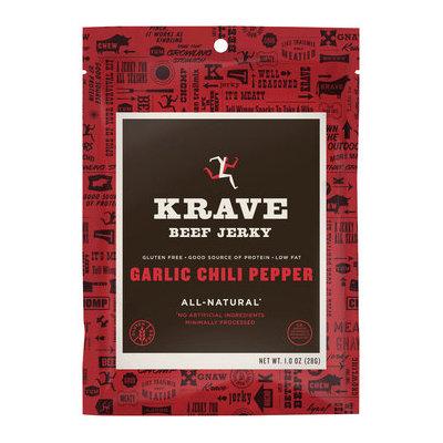 Hershey's Krave Garlic Chili Pepper Beef Jerky