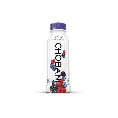 Chobani® Drink Beverage Mixed Berry Low-fat Yogurt Drink