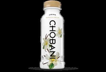 Chobani® Vanilla Bean Low-Fat Greek Yogurt Drink