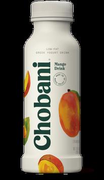 Chobani® Low-Fat Mango Greek Yogurt Drink