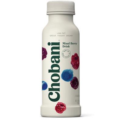 Chobani® Mixed Berry Low-Fat Yogurt Drink
