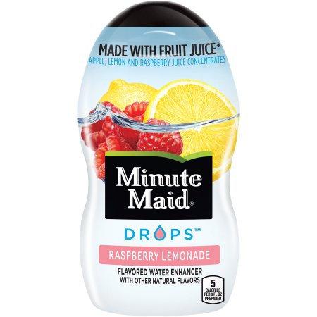 Minute Maid® Drops™ Raspberry Lemonade
