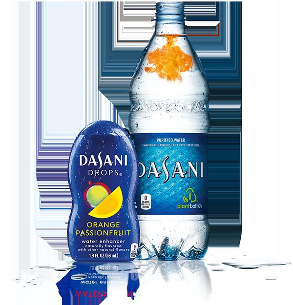 Dasani Drops® Orange Passionfruit Flavor Enhancer