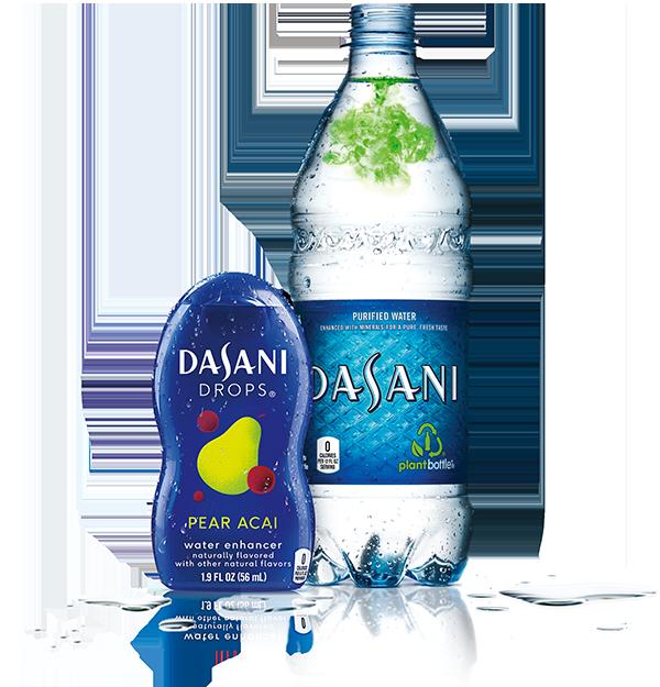 Dasani Drops® Pear Acai Flavor Enhancer