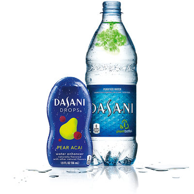 Dasani Drops® Pear Acai Flavor Enhancer