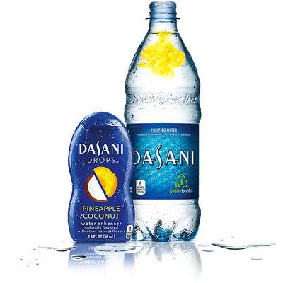 Dasani Drops® Pineapple Coconut Flavor Enhancer