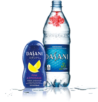 Dasani Drops® Pink Lemonade Flavor Enhancer