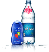 Dasani Drops® Flavor Enhancer Liquid Strawberry Kiwi