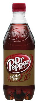 Dr Pepper® Caffeine Free Diet