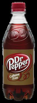 Dr Pepper® Caffeine Free Diet