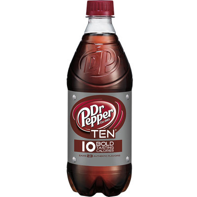 Dr Pepper® Ten Soda