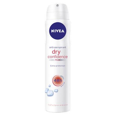 NIVEA for Women Dry Confidence Deodorant Spray