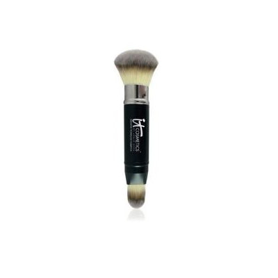 IT Cosmetics® Heavenly Luxe Dual Airbrush Concealer and Foundation Brush