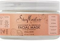 SheaMoisture Coconut & Hibiscus Facial Mask