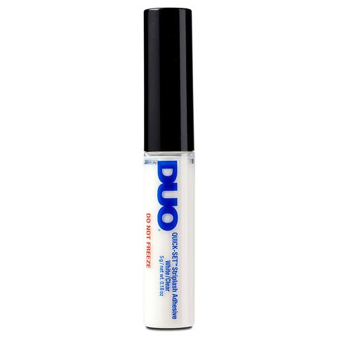 DUO® Quick-Set Strip Lash Adhesive White/Clear