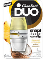 ChapStick® DUO Tropical Pineapple & Fresh Coconut