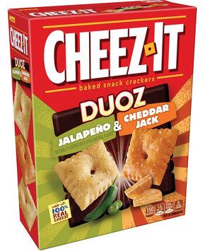 Cheez-It® Duoz Jalapeno & Cheddar Jack