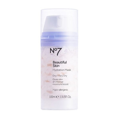 No7 Beautiful Skin Hydration Mask For Dry/Very Dry Skin