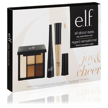 e.l.f. Cosmetics All About Eyes Clay Shadow Set