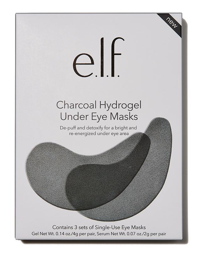 e.l.f. Cosmetics Charcoal Hydrogel Under Eye Masks