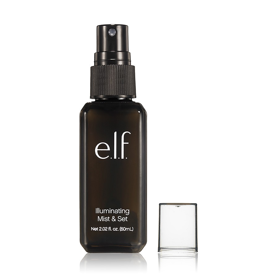 e.l.f. Cosmetics Illuminating Mist & Set