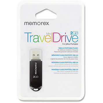 Memorex Mini TravelDrive USB 2.0 Flash Drive